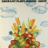Jerzy Czerniawski 1974 We Collect the Autumn Harvest