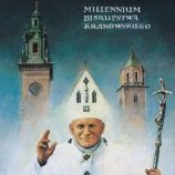 Wieslaw Grzegorczyk 1999 Millennium of the Cracow Diocese