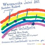 Ryszard Kajzer 2001 Warsaw Autumn United Berlin