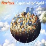 Rafal Olbinski NY Capita  of the world